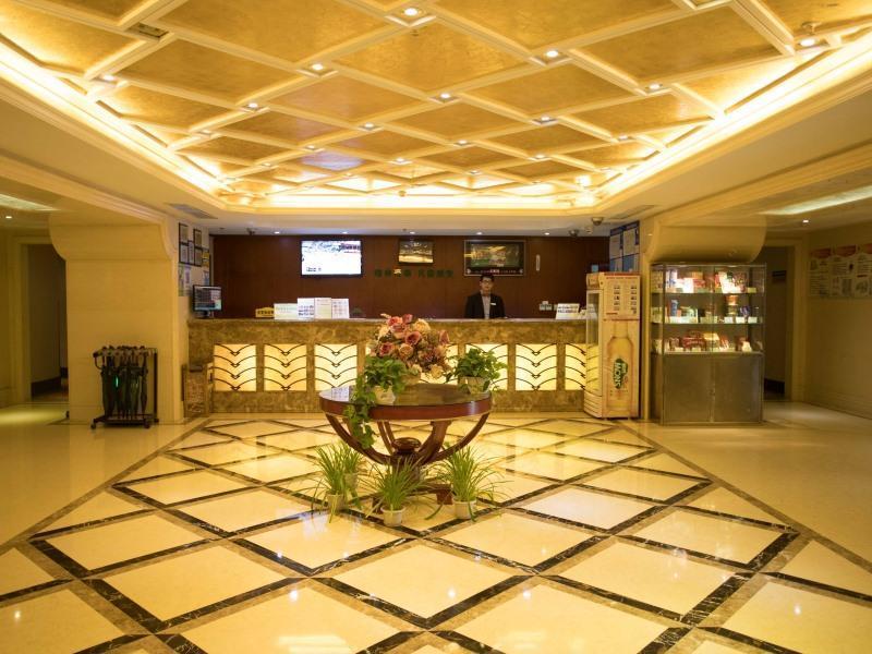 GreenTree Inn Suzhou Railway Station North Square Haobainian Wedding Dress City Express Hotel