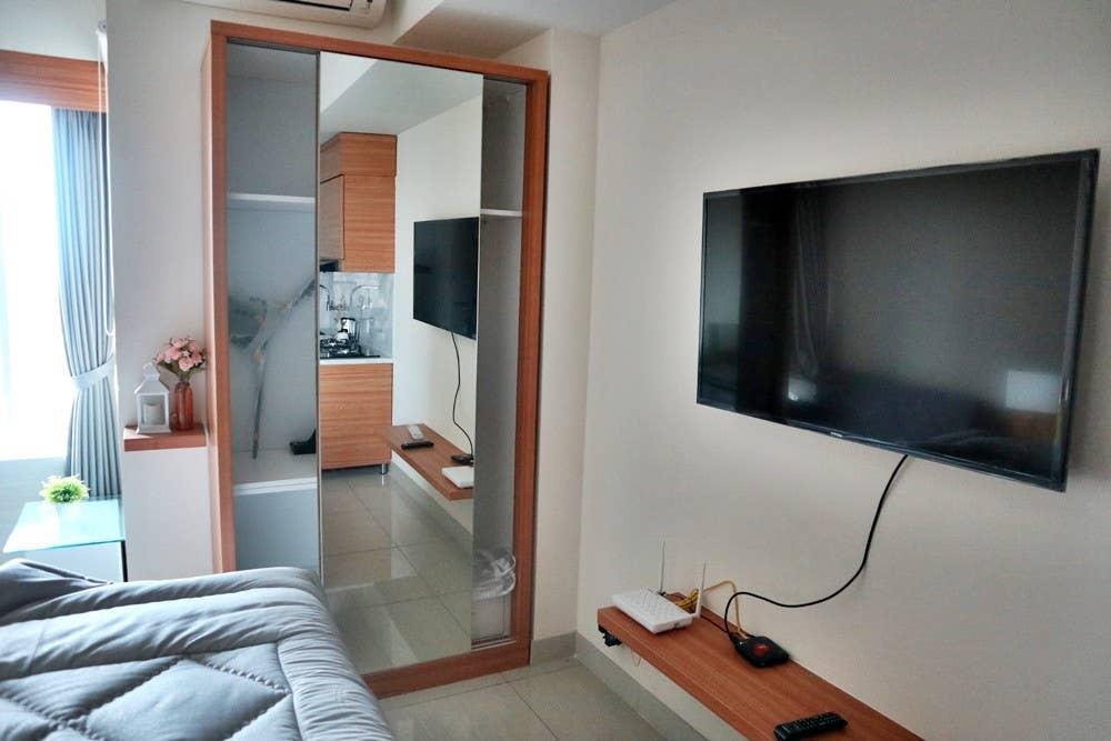 Apartemen Di Timur Jakarta Grand Kamala Lagoon A25