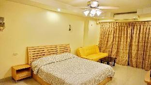 [マブプラチャンレザボアー]一軒家(30m2)| 1ベッドルーム/1バスルーム 321 South Central Pattaya Pool Garden View WIFI