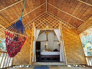 Bamboo house 5min walk to beach,Natural all around บ้านเดี่ยว 1 ห้องนอน 1 ห้องน้ำส่วนตัว ขนาด 30 ตร.ม. – ในหาน