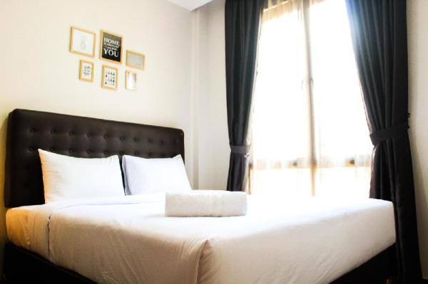 Fully Furnished 1BR @ Asatti Apartment By Travelio Tangerang