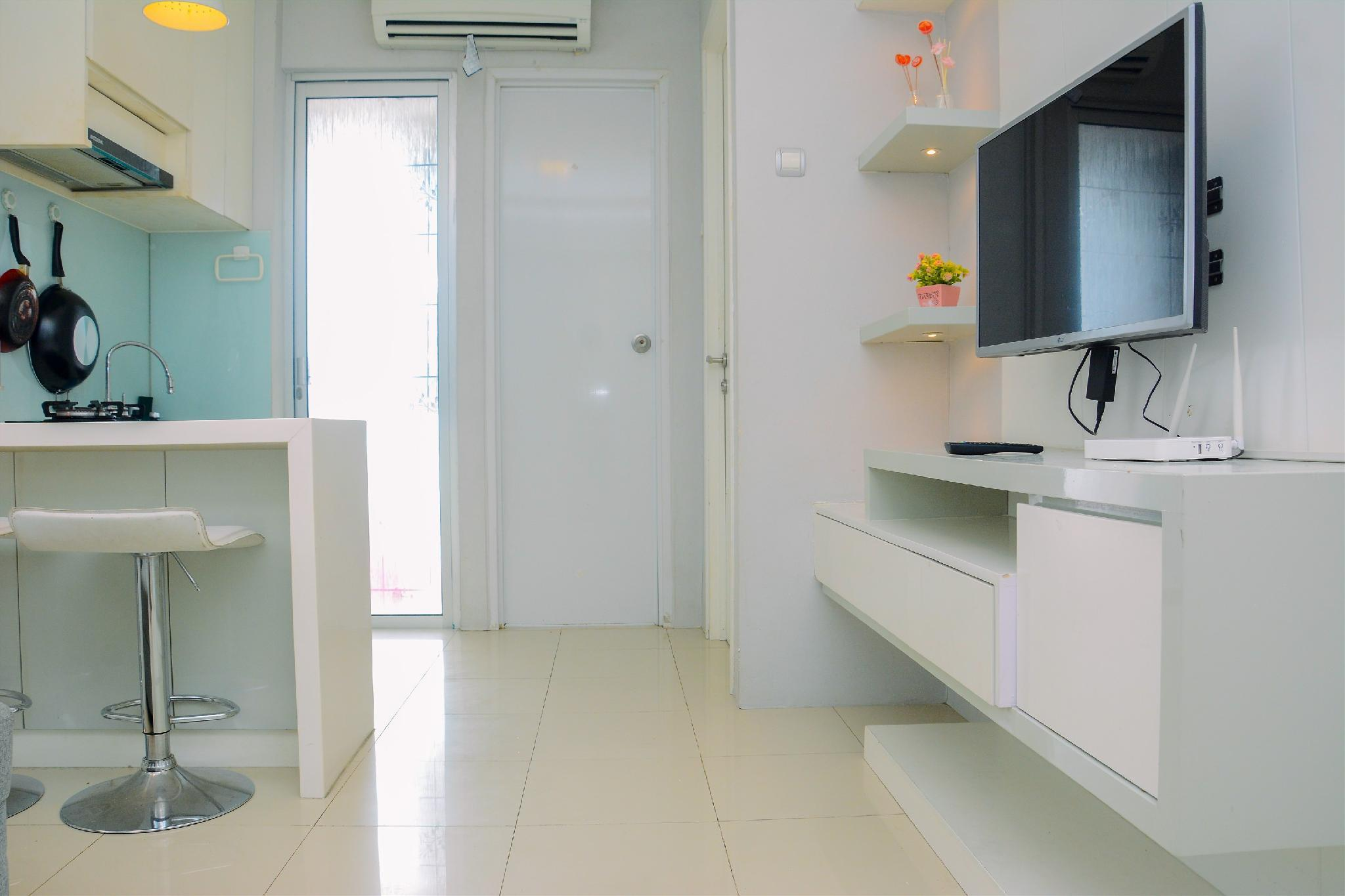 Chic And Cozy 2BR Apt At Bassura City By Travelio