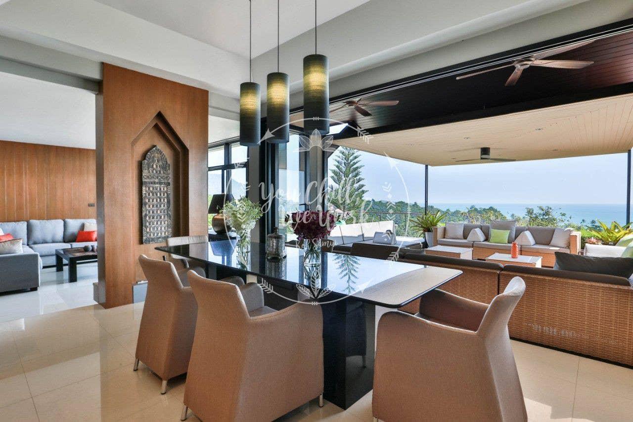 Night Jasmin Villa Sea View 4 BR Amazing Price