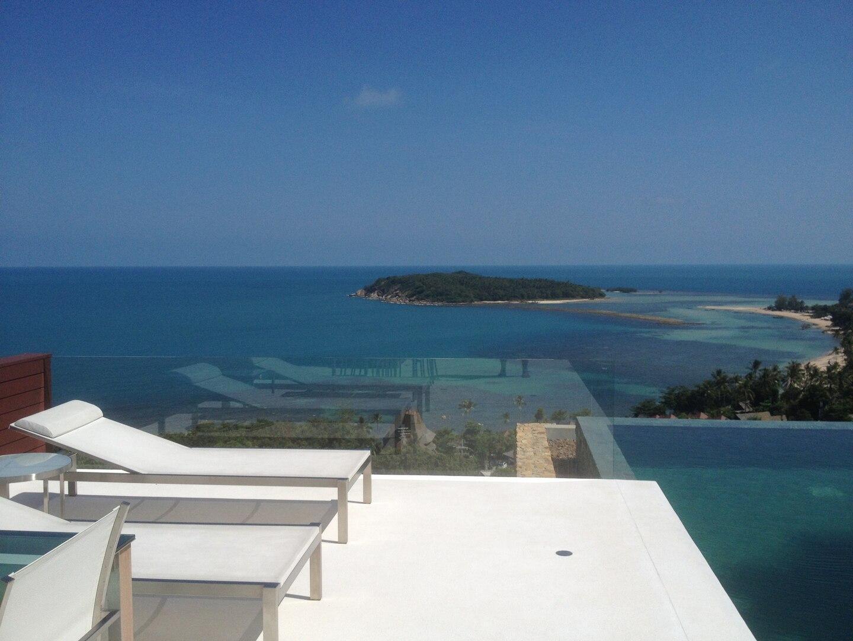 Ban Serenity Panoramic Sea View 3 BR Luxury Design