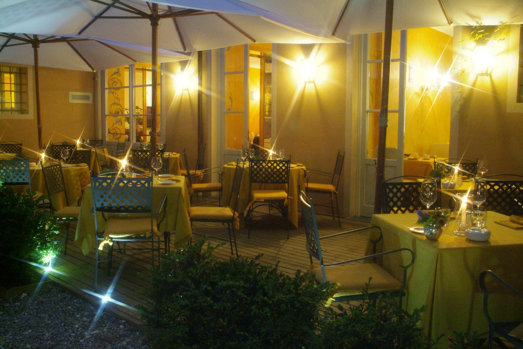 The Tuscanian Hotel