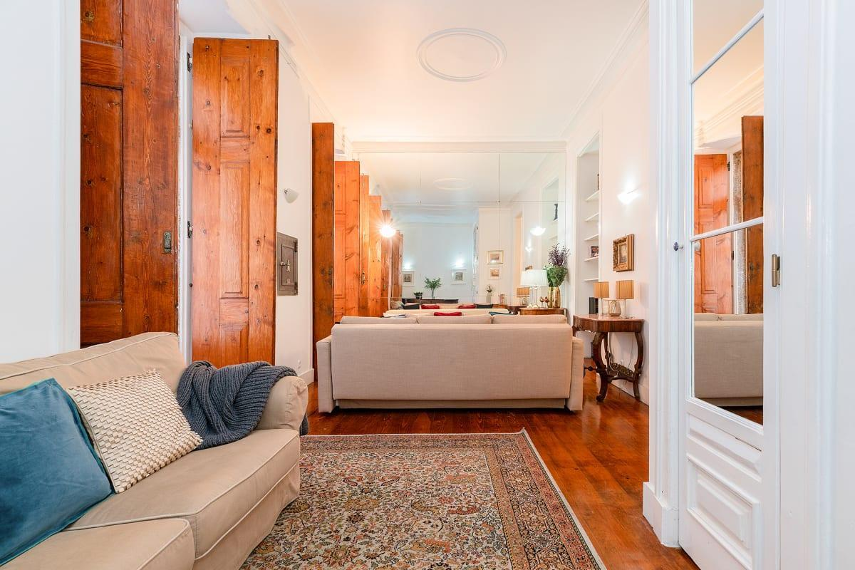 Bright And Beautiful 1bed In Downtown Lisbon