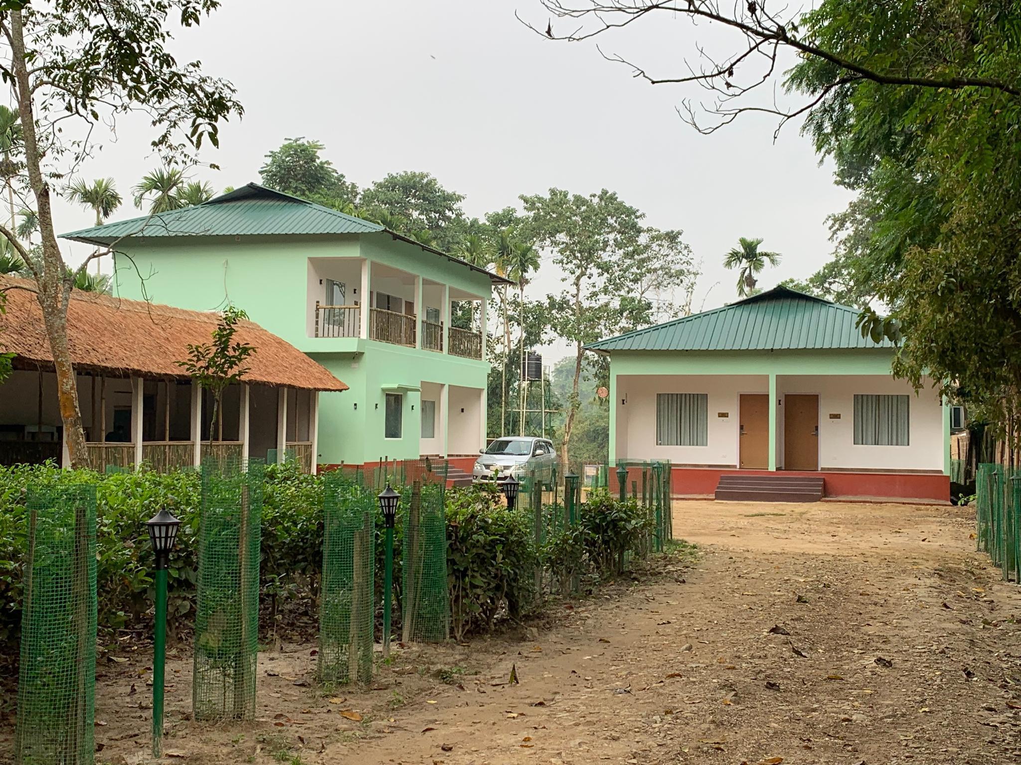 Jungleciti House Kaziranga National Park