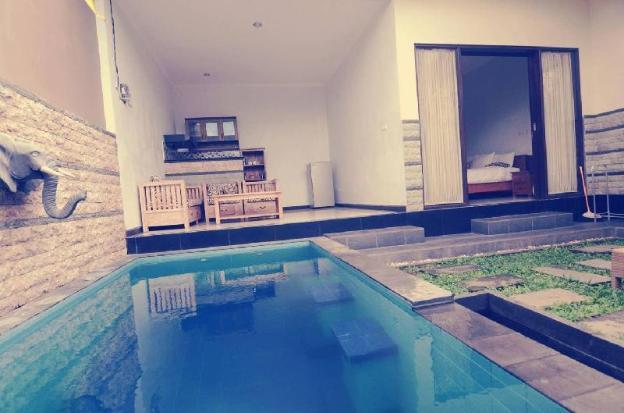 two  Bedrooms Villa Near River Swing  private pool