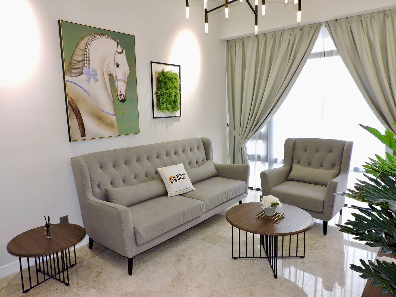 Modern Private Designer Suite In City Centre