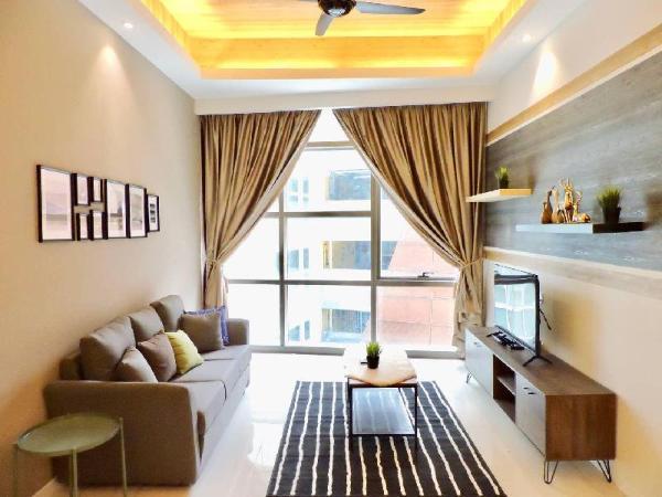 [ZB] Azure Paradigm PJ 2 bedroom by Sleepy Bear Kuala Lumpur