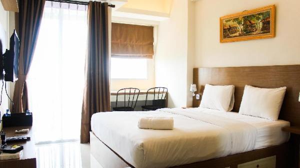 Best Price Studio Apt @Parkland Avenue By Travelio Tangerang