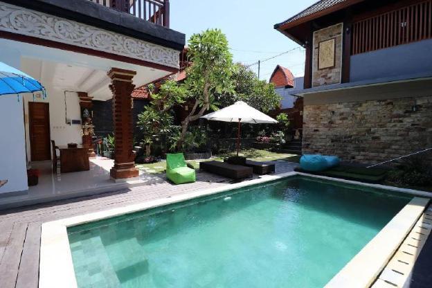 4BR Cozy Villa in Central Canggu