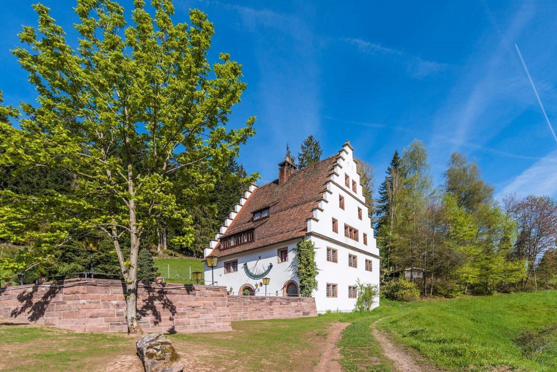 Herrschaftliches Herrenhaus Hofgut Barenschlossle1