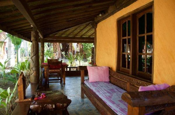 Traditional House, Terrace, Garden View Lombok