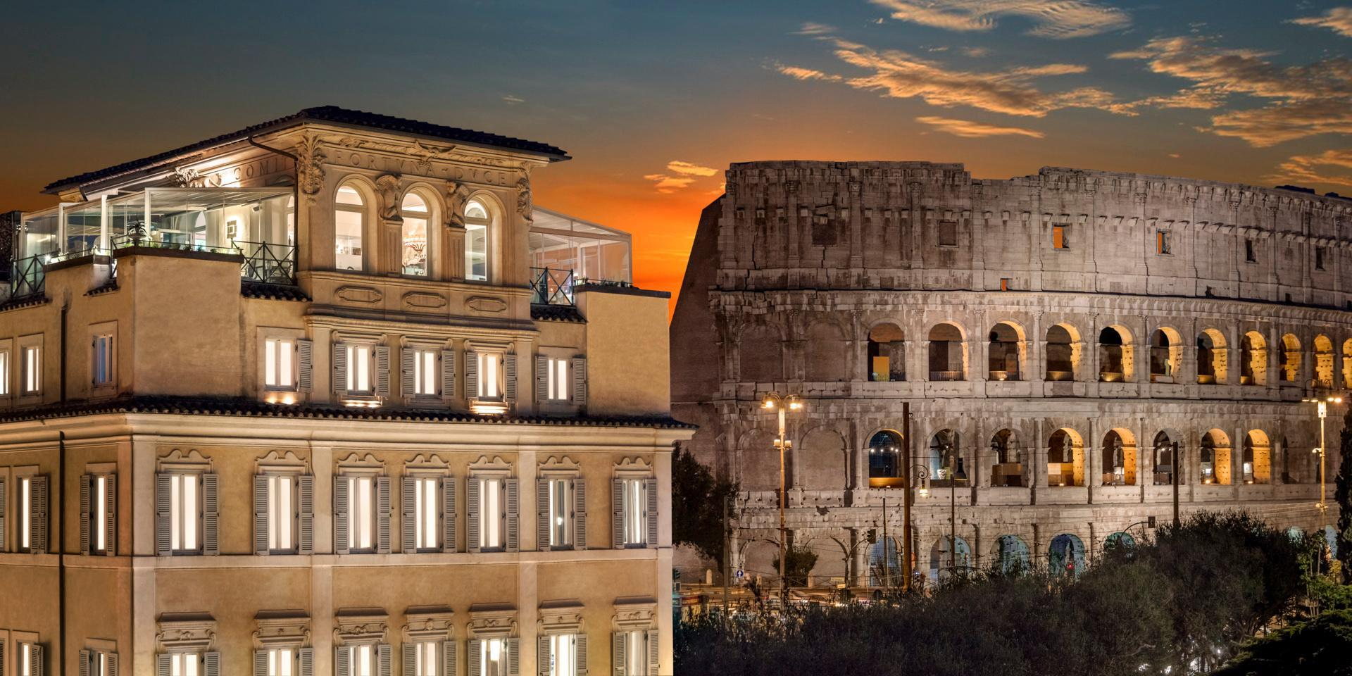 Hotel Palazzo Manfredi – Small Luxury Hotels of the World