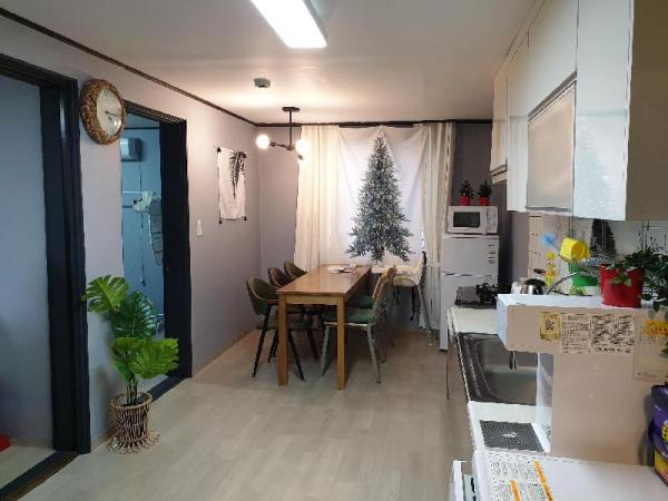 Holiday in Seoul in the Itaewon(free pocket wifi) Seoul