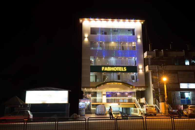 FabHotel Bharini Electronic City
