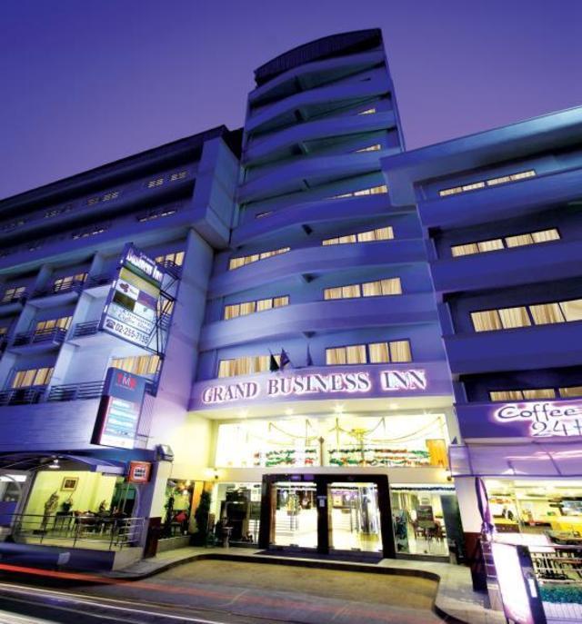 แกรนด์ บิสซิเนส อินน์ – Grand Business Inn