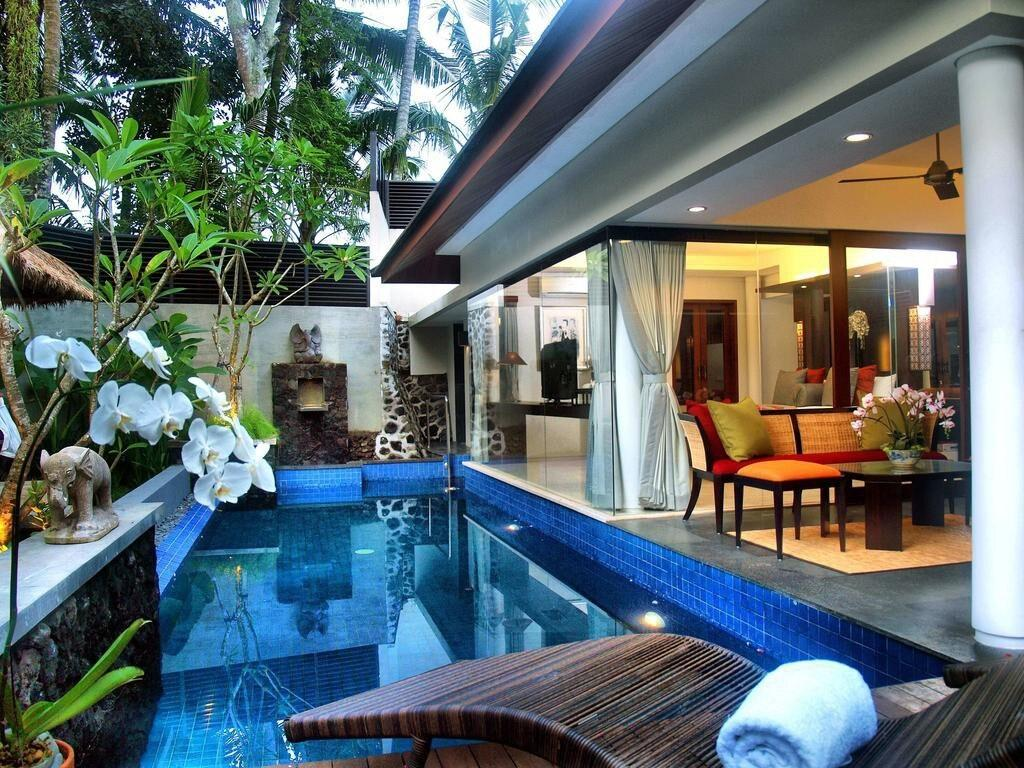 1BR Luxury Villa with Indoor Pool