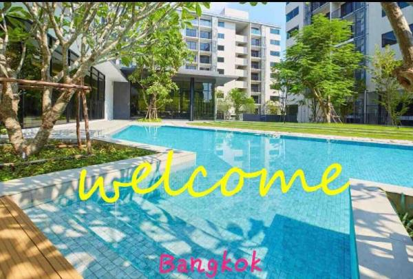 Cozy Warm and convenient, two beds, nearby BTS Bangkok