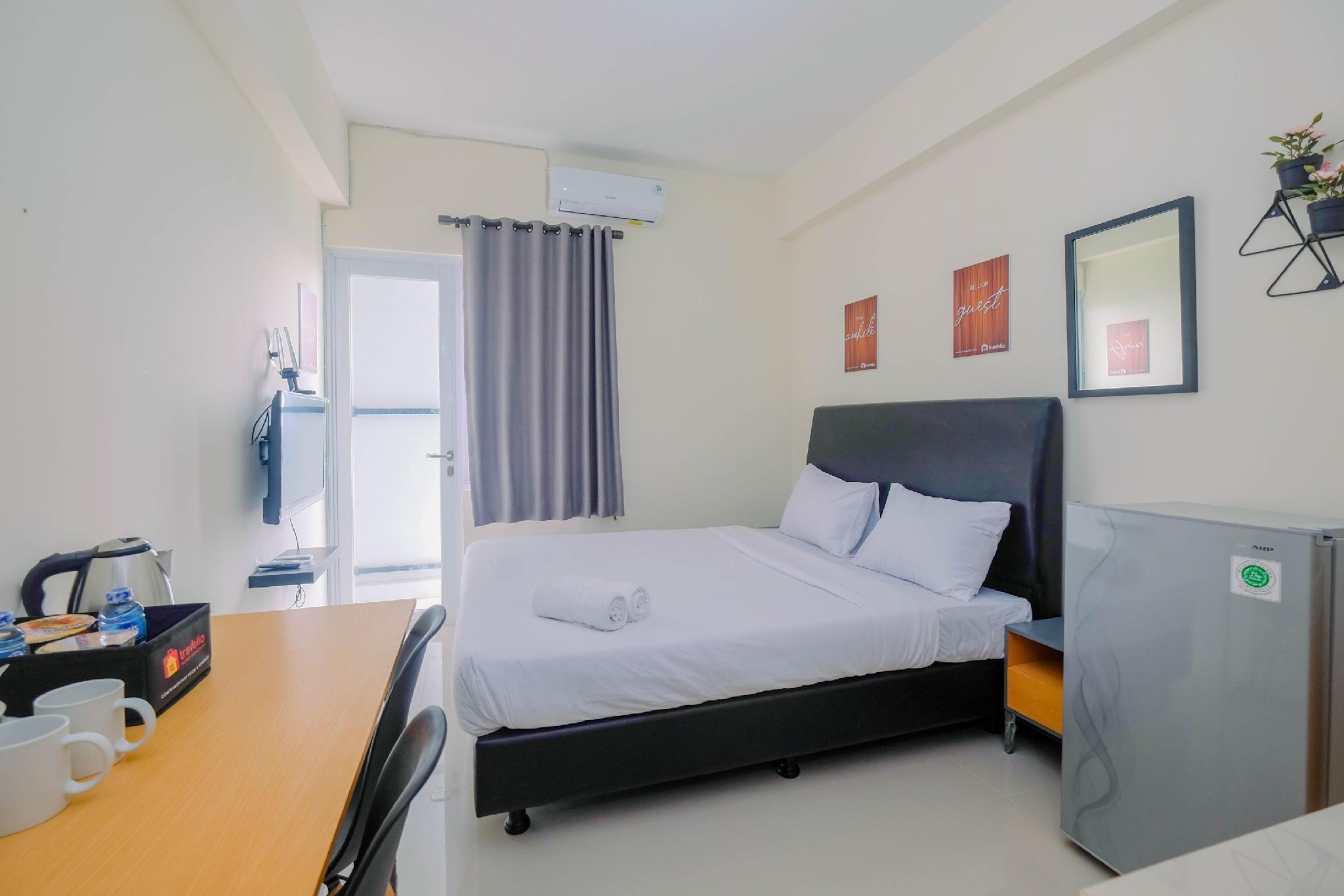 Studio Room Apt Bogorienze Resort By Travelio