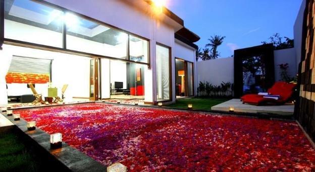 1BR villa with private pool in Seminyak Kuta
