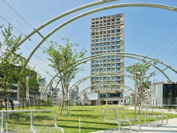 sequence MIYASHITA PARK / SHIBUYA Tokyo