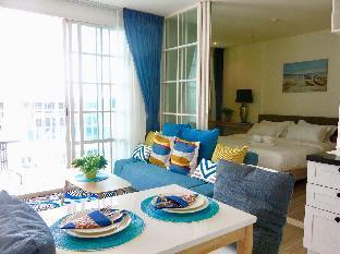 [カオタキアブ]アパートメント(42m2)| 1ベッドルーム/1バスルーム SummerHuahin,near beach andCicada,side sea view712