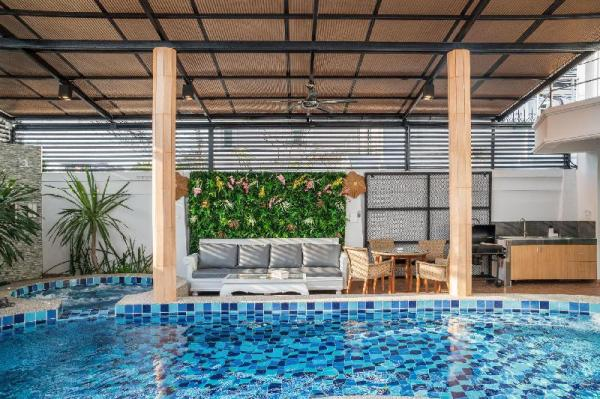 Pavilion Villa, Pool/Sauna/Jacuzzi/Snooker/Karaoke Pattaya