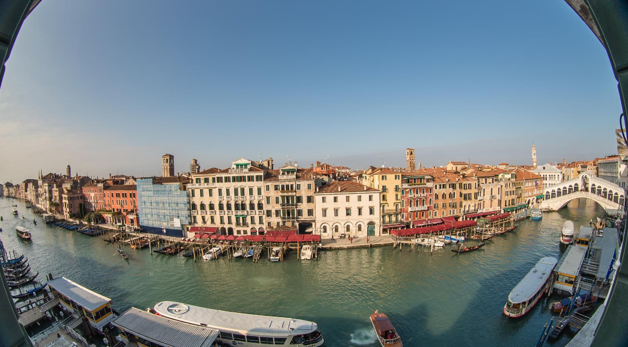 Palazzo Bembo On The Grand Canal