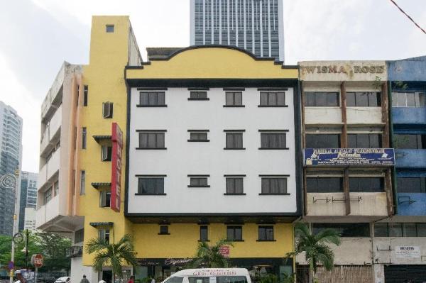 OYO 134 My Signature Hotel KL Sentral Kuala Lumpur