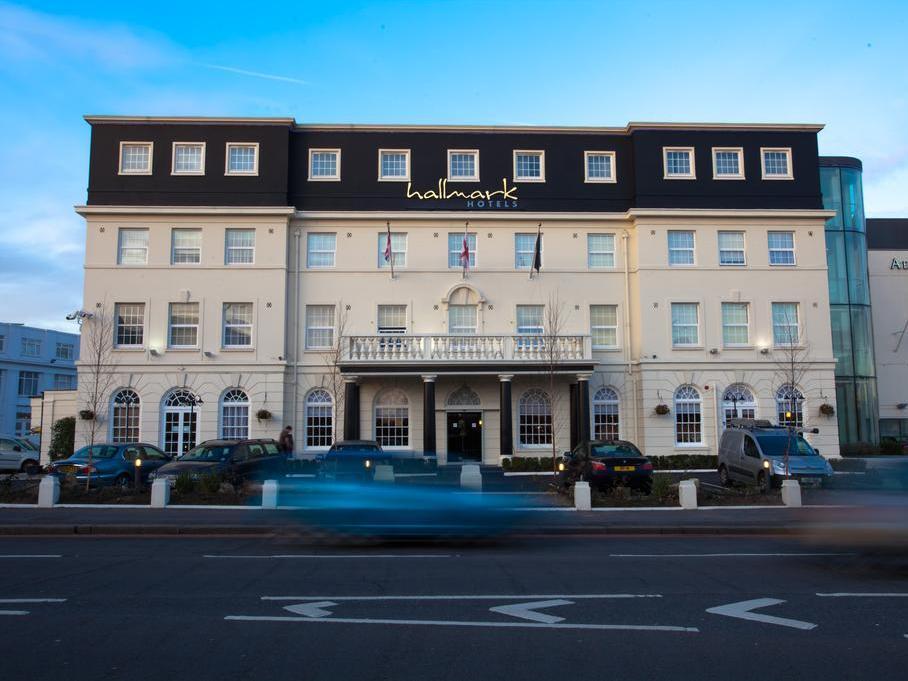 Best western Plus Croydon aerodrome hotel