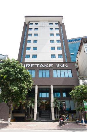 Kuretake Inn Kim Ma 132 Hotel Hanoi
