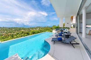 Grand Horizon-The Tropical Villa You're Dreamin'Of วิลลา 3 ห้องนอน 3 ห้องน้ำส่วนตัว ขนาด 295 ตร.ม. – เชิงมน