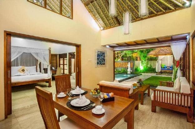 1BR Villa with Private Pool Close to the Beach