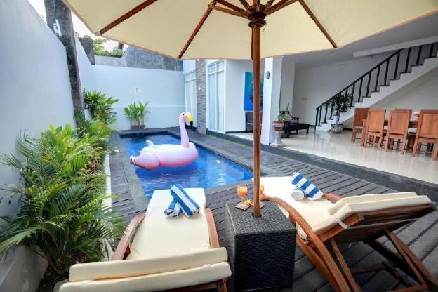 1BR Private Pool and Breakfast @jimbaran