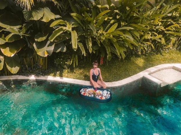 1BR Deluxe Villa Pool View @Ubud
