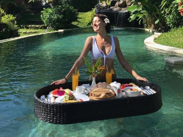 1BR Royal Private Pool & Breakfast @Ubud