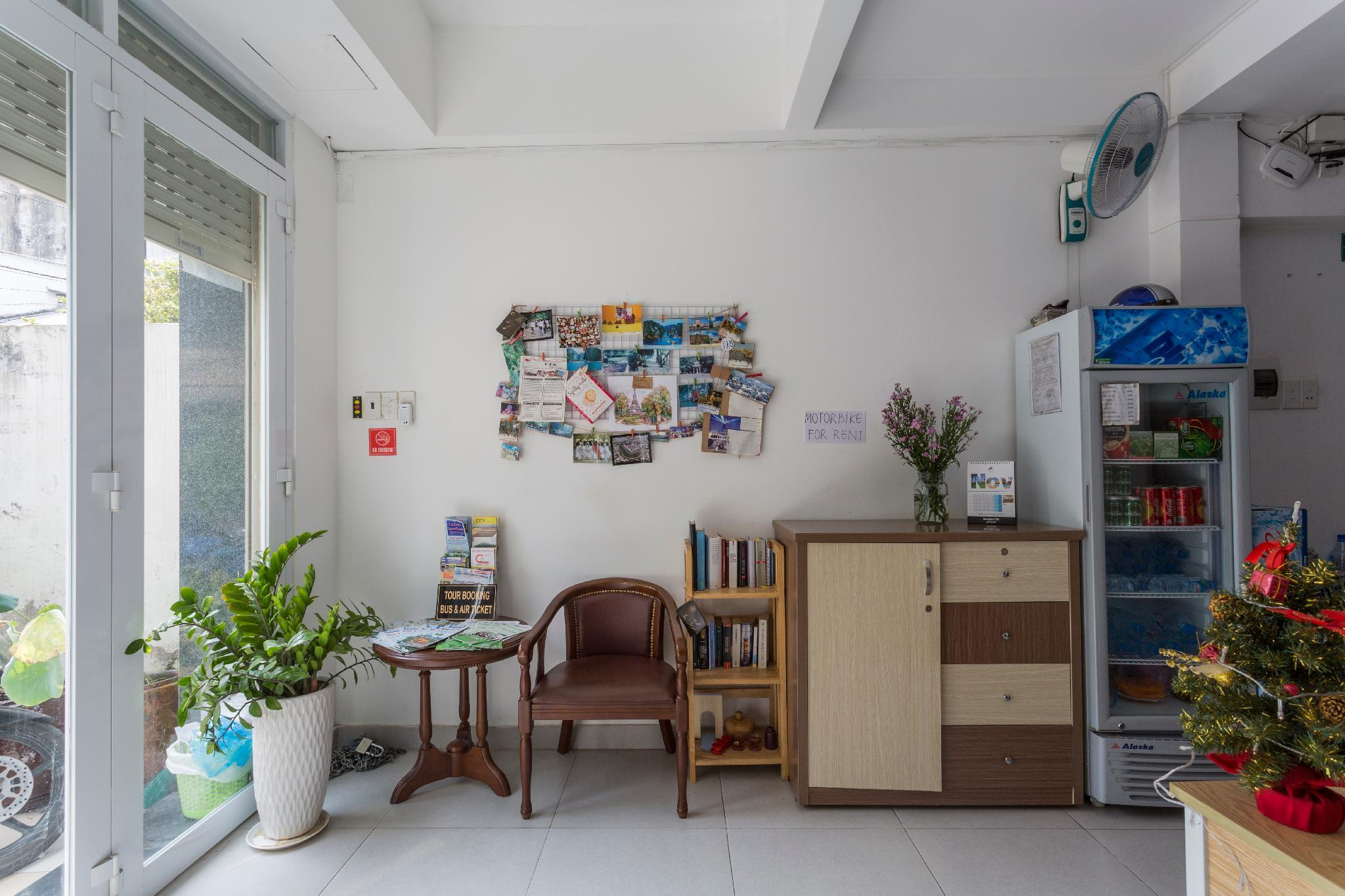 La Hostel Saigon