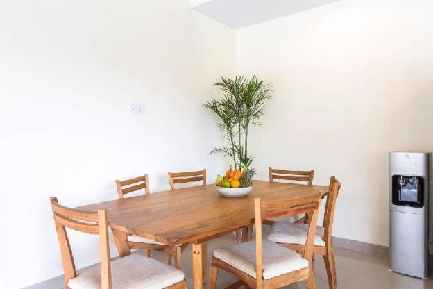 A new charming & quiet villa near to Berawa beach