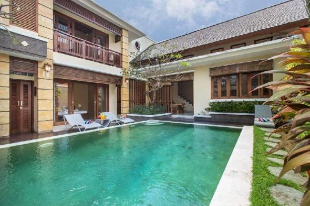 Canggu - Peaceful 3 Bedrooms, 5 Min Walk to Beach
