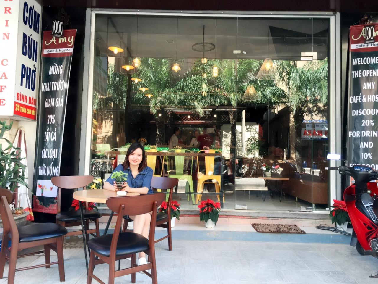 Amy Hostel Hue