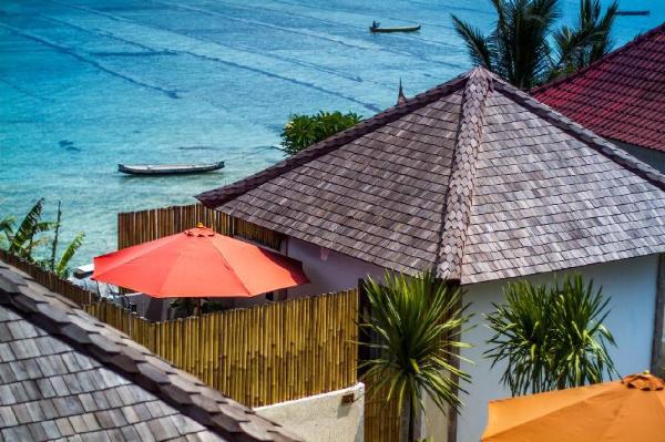 SVAHA Private Villas Ceningan-Lembongan Bali
