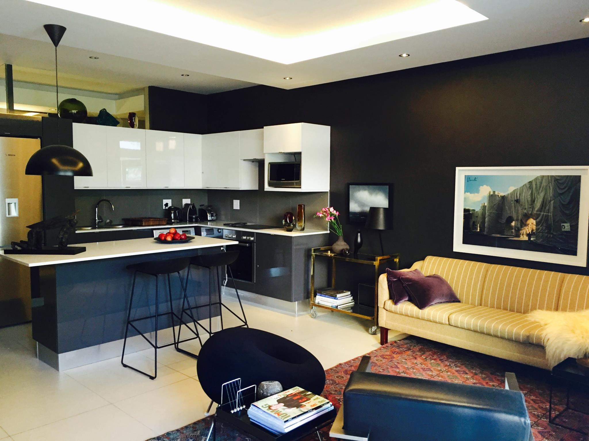 Design Apartment Green Point Cape Town