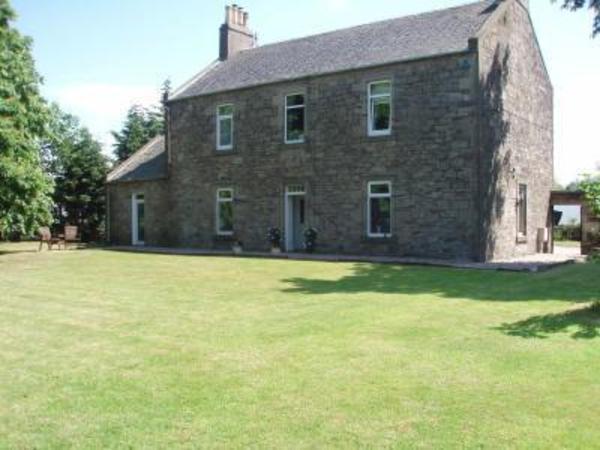 Nethermains House Irvine