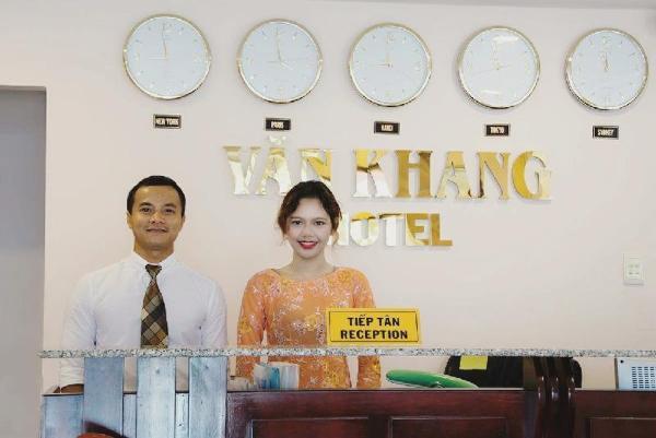 Van Khang Hotel Ho Chi Minh City