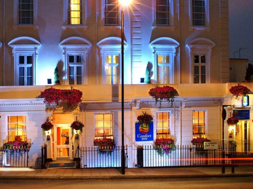 Best Western Buckingham Palace Road