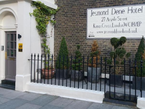 Jesmond Dene Hotel London