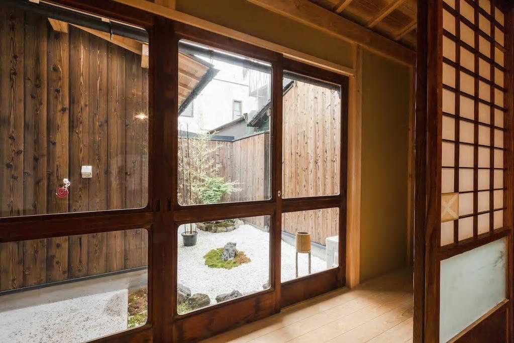 Traditional Kyoto Home Bifuku Roujiya