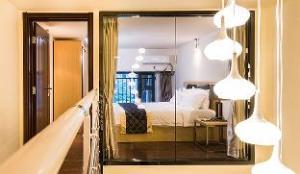 フォガン トゥジア スイートム リゾート アパートメント チンチュエン シティ (Fogang Tujia Sweetome Resort Apartment-Qingquan City)
